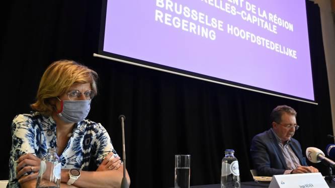 Vanaf morgen strengere maatregelen in Brussel: cafés moeten vroeger sluiten, samenscholingen ingeperkt