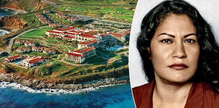 Sandra Pezqueda was de eerste die de alarmbel luidde.