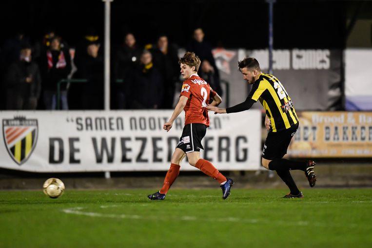 Lyra-Lierse hoopt aan de Hoge Velden ook een stadion voor de eerste ploeg te kunnen bouwen. Het is echter niet helemaal zeker of dit zal kunnen.