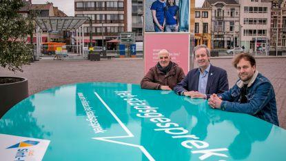 Het Stadsgesprek gaat van start: bouw samen met bestuur aan 'Sint-Niklaas van de toekomst'