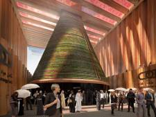 Rotterdamse architecten showen ontwerp voor wereldtentoonstelling