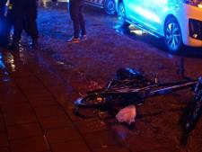 Fietser gewond bij aanrijding in Waalwijk