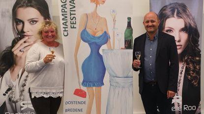 Bredene kan opnieuw proeven van champagne