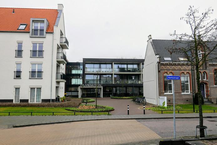 Doordeweeks kunnen gasten van buiten 's avonds niet meer eten in de horeca van de woonzorgcomplexen Haarensteyn in Haaren en Leyenhof in Helvoirt.