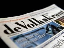 De Volkskrant stelt literair recensent Peters op non-actief