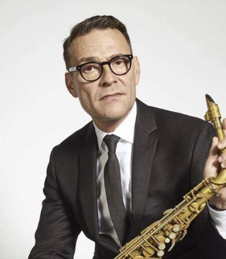 Jarige saxofonist Benjamin Herman houdt zijn feestje in DJS