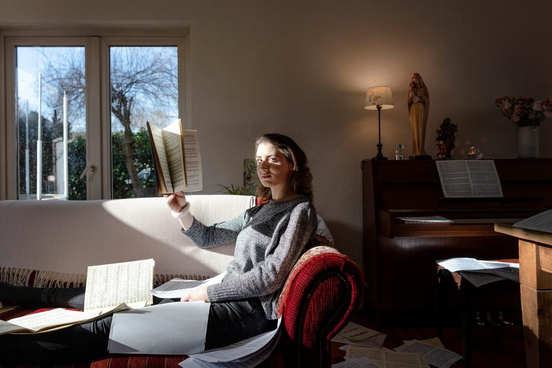 Luisa Kop: 'Kunst heeft wel degelijk belang voor het welzijn van de mens''