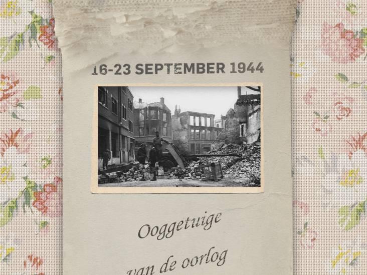 Dagboeken uit frontstad Nijmegen: 'Een stinkende lamp, twee kelders vol mensen'