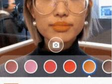 YouTube laat kijkers direct make-up uitproberen via augmented reality