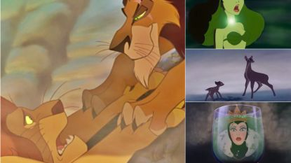 Mufasa, Bambi's moeder, het spinnewiel... Dit waren de meest traumatische Disney-momenten ooit