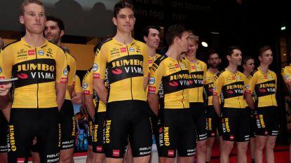 Wout van Aert volgend jaar opnieuw in Tour, Jumbo-Visma vol voor eindwinst met drie kopmannen