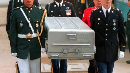 Noord-Korea wil stoffelijk overschotten van gesneuvelde Amerikaanse soldaten overdragen