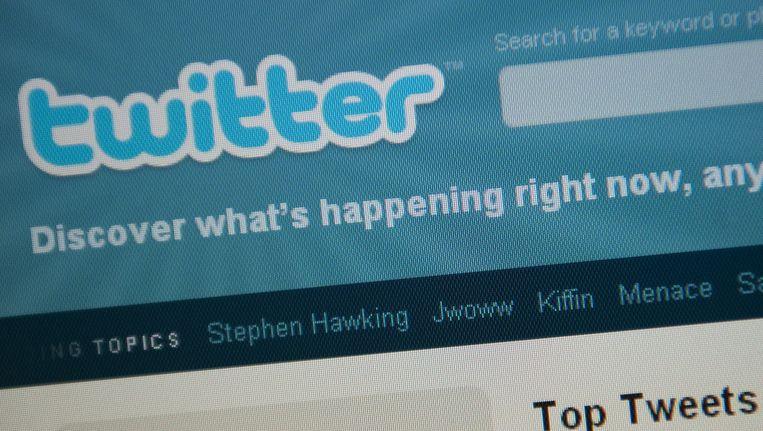 Twitter Beeld ANP