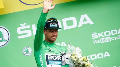 Sagan heeft truirecord Merckx in zicht