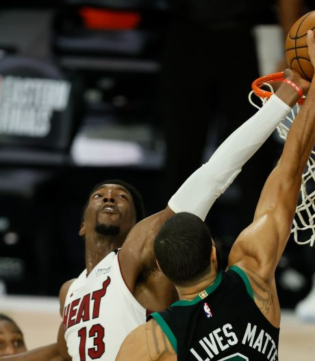 Miami Heat start finale met nipte zege, Nuggets verrassen Clippers en halen finale