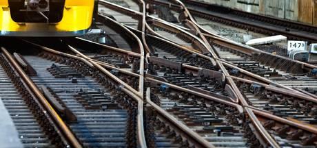 Stroomstoring legt treinverkeer rondom Wierden urenlang plat