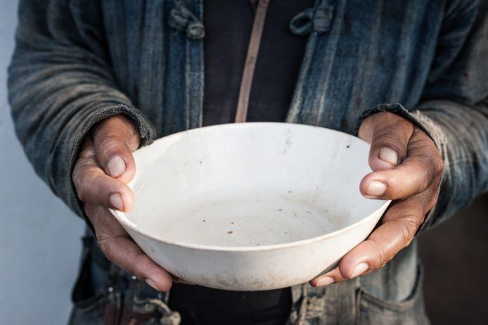 Er dreigt onder andere een wereldwijd voedseltekort door de klimaatveranderingen.