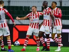 TOP Oss verslaat FC Dordrecht en pakt eerste driepunter van het seizoen