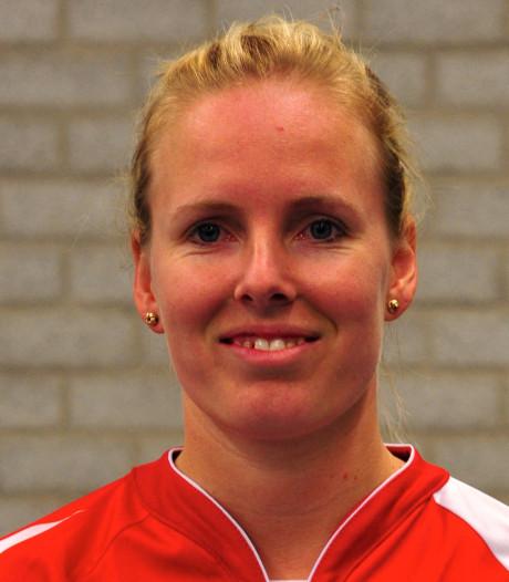 Korfbalster Petra van Belzen vindt vierde termijn kicken