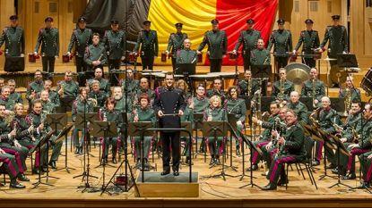 Muziekkapel van Defensie komt naar Europahal