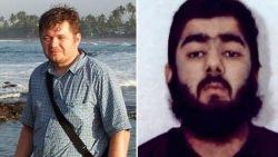 """""""Bloed, geschreeuw en chaos"""": ernstig gewonde Lukasz blijft vechten en leidt aanval tegen terrorist"""
