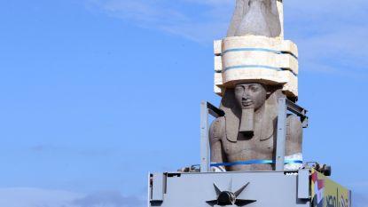 12 meter hoog, meer dan 80 ton en 3000 jaar oud: Egypte verhuist beeld van Ramses II naar museum