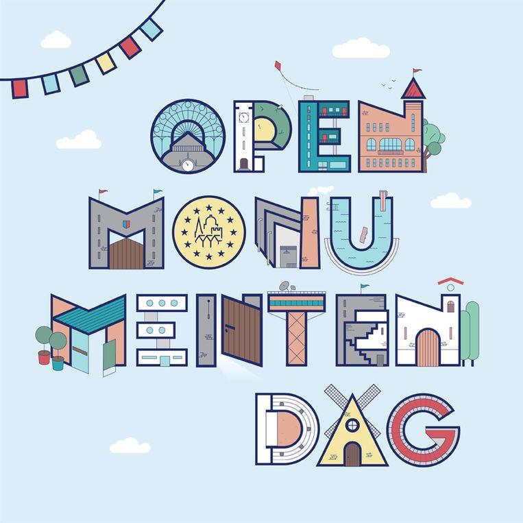 Open monumentendag 2018 logo
