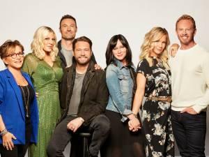 Werkt de reboot in een reboot van Beverly Hills 90210?