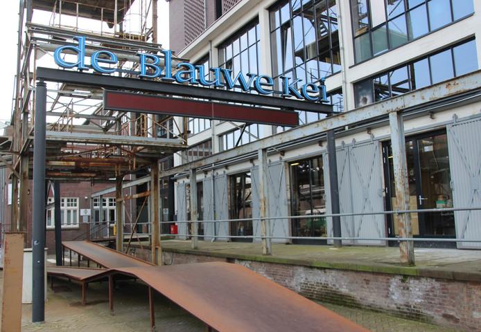 Theater de Blauwe Kei aan de Noordkade in Veghel.
