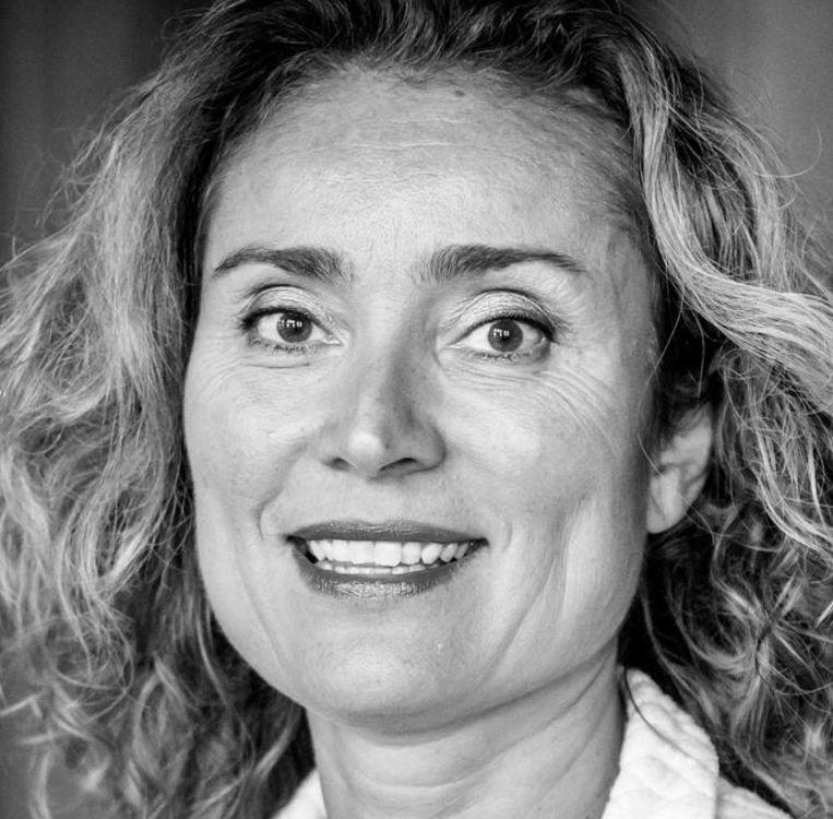 Vera Bergkamp, Tweede Kamerlid voor D66. Beeld anp