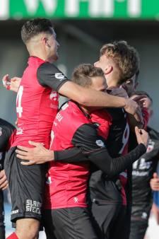 De Treffers herpakt zich met ruime zege op Jong Vitesse