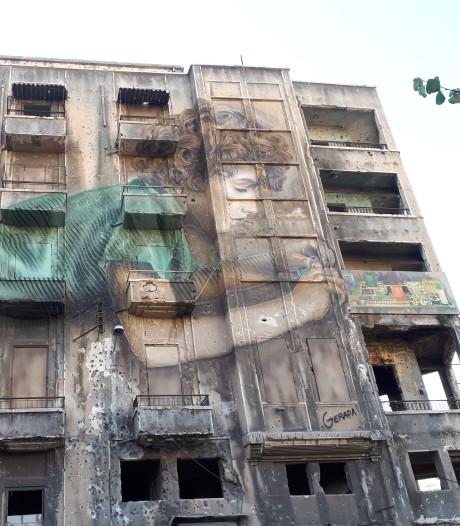 Beiroet onveilig? Er wordt gefeest en gelachen