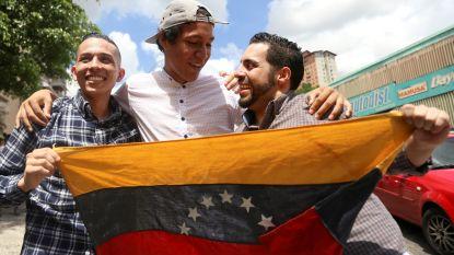 Venezolaanse regering laat 24 gearresteerde oppositieleden vrij