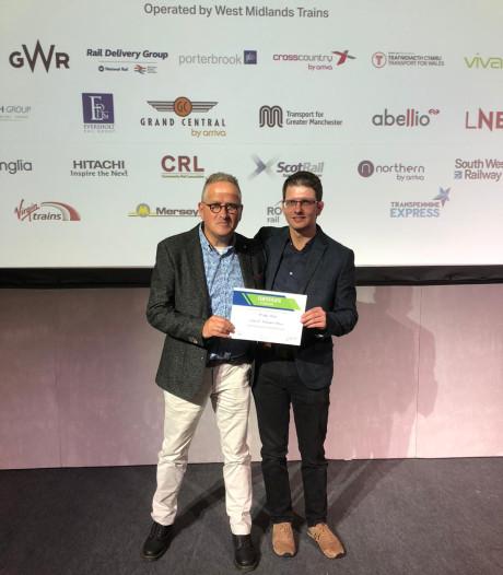 Station Deurne wint derde prijs in Engelse wedstrijd