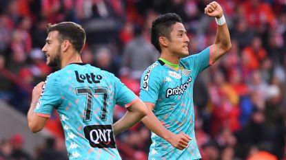 """Morioka wil scoren tegen paars-wit, maar niet juichen: """"Want Anderlecht heeft mij een kans gegeven"""""""