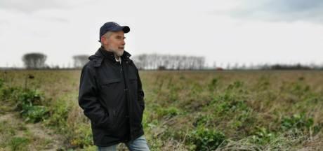 Theo legde middenin de polder zijn eigen natuurgebied aan: 'Het is puur genieten'