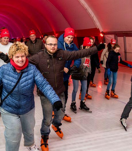 Schaatsbaan Rotterdam vol vertrouwen voor komende winter