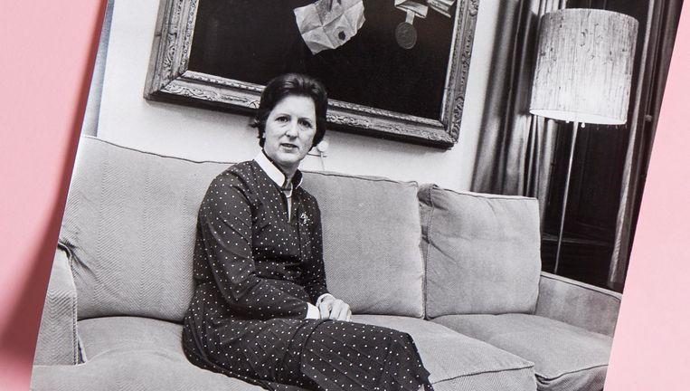 Eugenie van Agt-Krekelberg: 'Het moederschap betekende heel wat soesa, maar nog meer vreugde en voldoening.' Beeld Robert Lantos