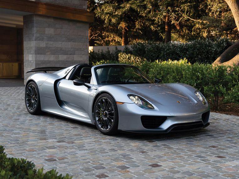 Porsche 918. Beeld