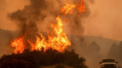 Natuurbranden in Californië breiden verder uit