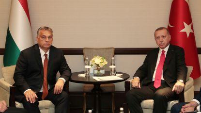 Hongaarse premier steunt Turks offensief in Syrië