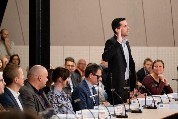 De Lierse oppositiepartijen vragen een extra gemeenteraad op het einde van dit jaar.