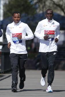 'Alleen wedstrijd voor toplopers in marathon Londen'
