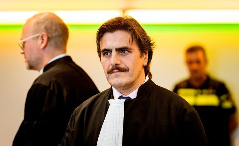 Advocaat Ejder Köse. Beeld anp