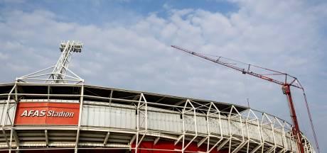AZ hoopt in december tegen Ajax weer in Alkmaar te spelen