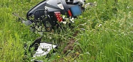 Twee personen naar het ziekenhuis na ongeval in Saasveld