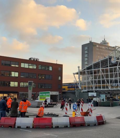 Kiss & Ride bij Leiden Centraal op de schop: dit gaat er gebeuren