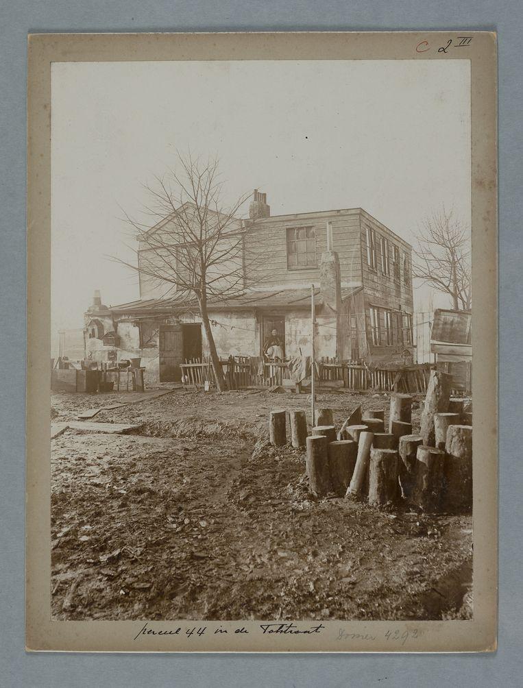 Tolstraat, 1907. Beeld