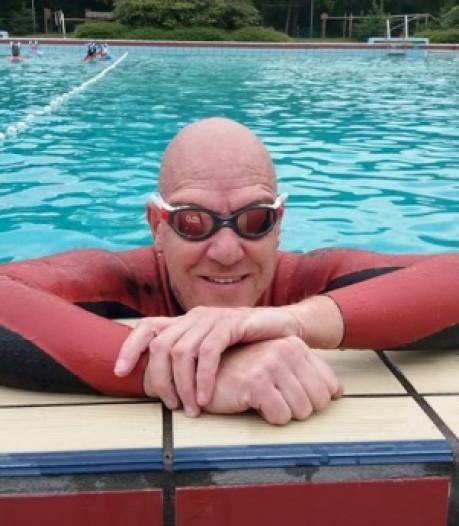 Meezwemmen met Maarten van der Weijden in zwembad De Randoet in Made