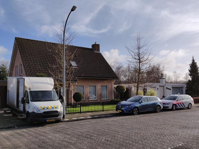 In de woning van de ouders van Yuri van Gelder werden in januari gedroogde henneptoppen gevonden.
